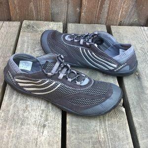 Womens MERRELL PACE GLOVE Minimalist Running Shoes